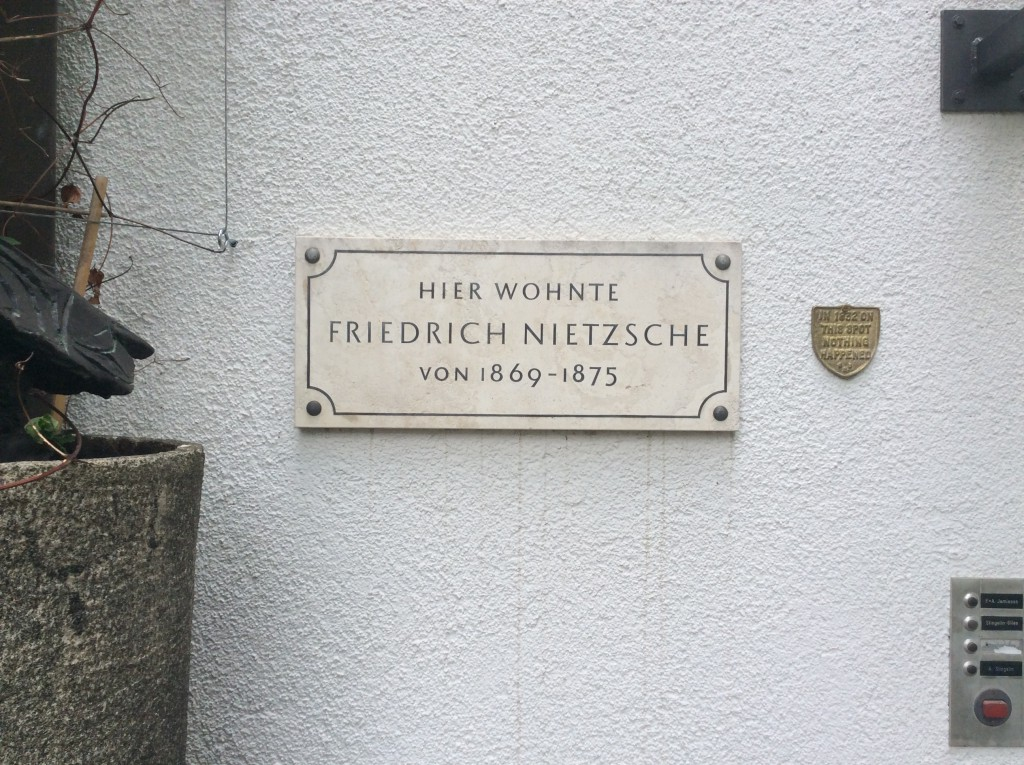 Schützengraben 47 5 nuova entrata