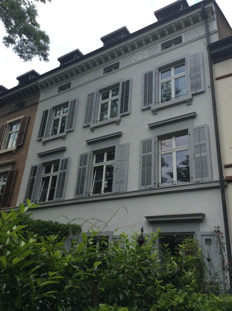 Schützengraben vecchia Entrata 1